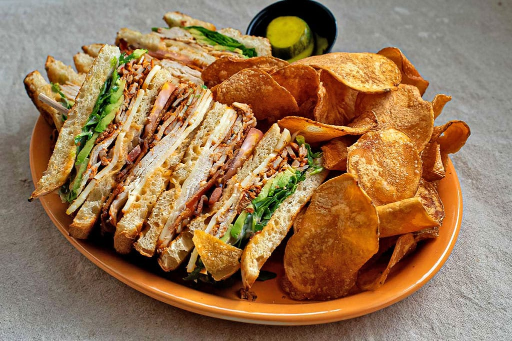 Super Club Sandwich